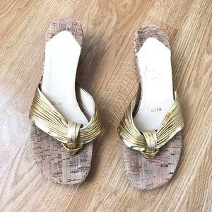 Authentic CHRISTIAN Louboutin Sandals